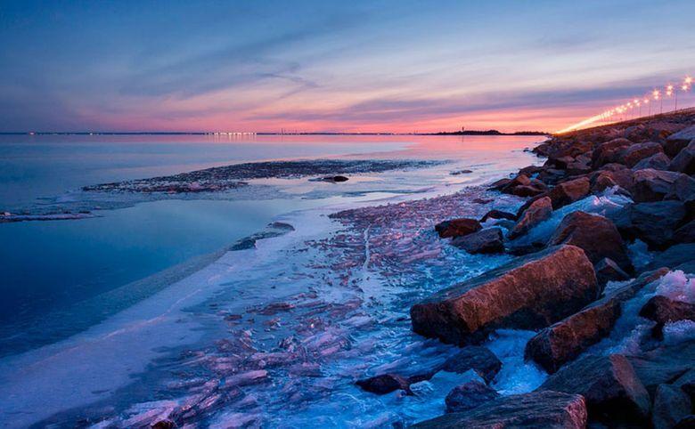 Квартиры с видом на Финский залив