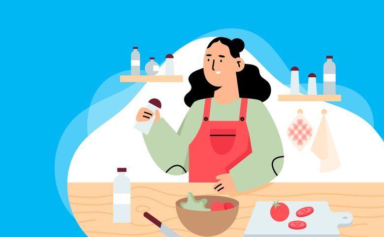 Большая или маленькая кухня, что выбрать