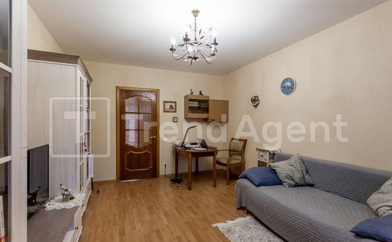 3-комнатная квартира, 71.3 м², 1 этаж – 4
