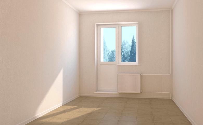 Студия, 25.5 м², 2 этаж – 2