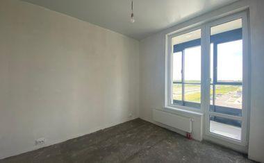 2Е-комнатная, 35.31 м²– 5