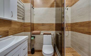 1-комнатная, 42.88 м²– 9