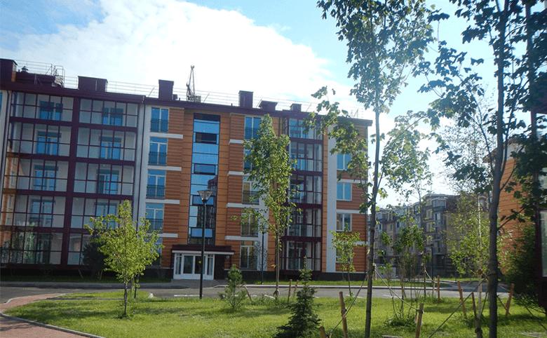 ЖК Образцовый квартал 4 – 2