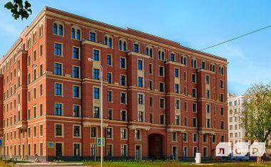 3-комнатная, 107.59 м²– 3