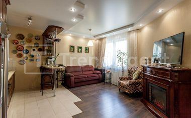 2-комнатная, 74.4 м²– 2