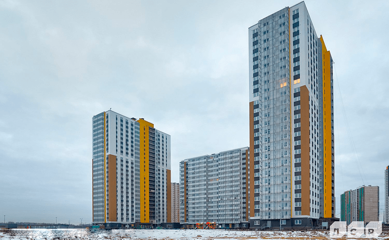 ЖК «Цветной город»– 1