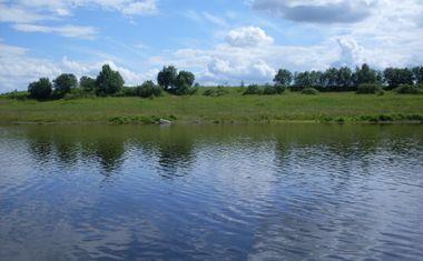 Верхнее Кузьминское водохранилище