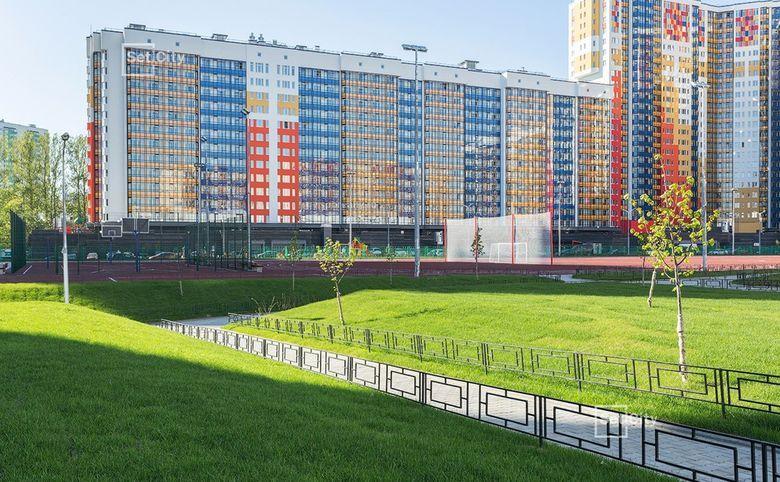 ЖК Полюстрово Парк – 3