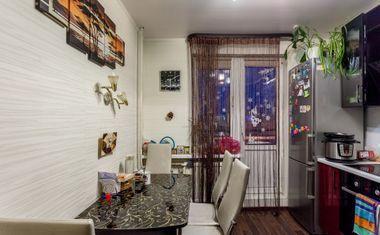 2-комнатная, 58.76 м²– 5