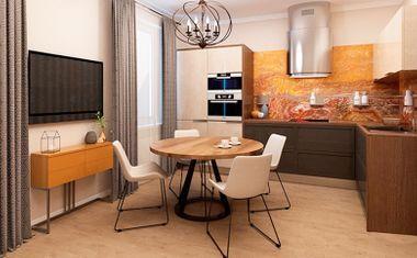 3Е-комнатная, 60.24 м²– 4