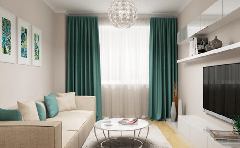 Квартиры с тремя вариантами отделки