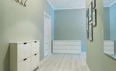 1-комнатная, 32.8 м²– 8