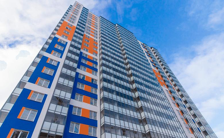 2-комнатная квартира (евро), 43.15 м², 20 этаж – 7