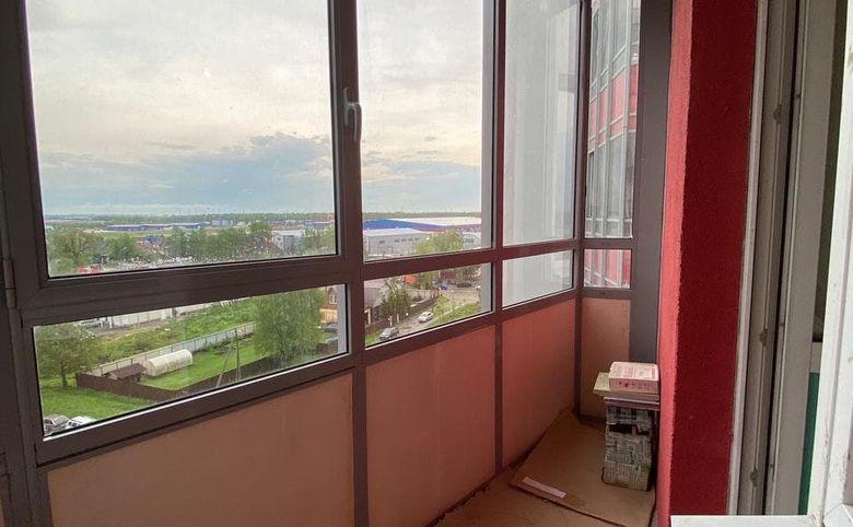 1-комнатная квартира, 34.93 м², 7 этаж – 10