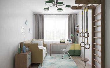 1-комнатная, 36.53 м²– 3