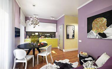 3Е-комнатная, 62.02 м²– 6