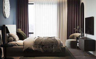 5Е-комнатная, 129.2 м²– 4