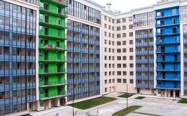 1-комнатная, 35.62 м²– 16