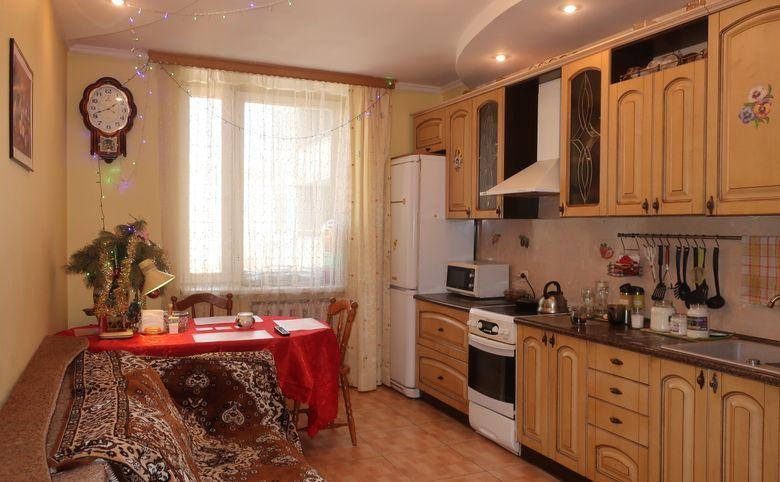 3-комнатная квартира, 103.7 м², 6 этаж – 5
