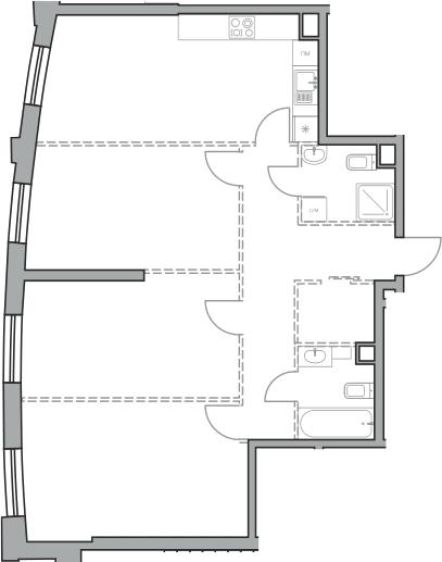 Своб. план., 88.76 м²