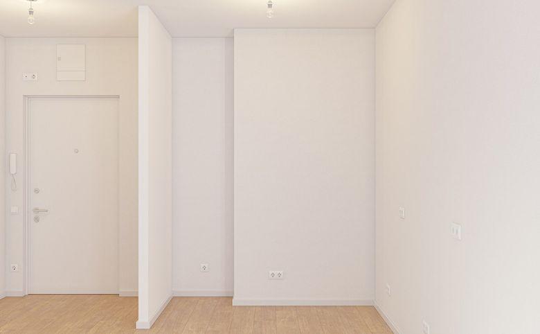 3Е-комнатная квартира, 55.76 м², 18 этаж – 7