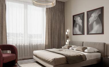 3Е-комнатная, 69.2 м²– 3