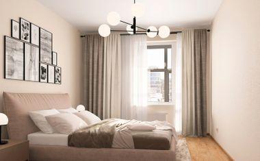 2Е-комнатная, 49.02 м²– 8