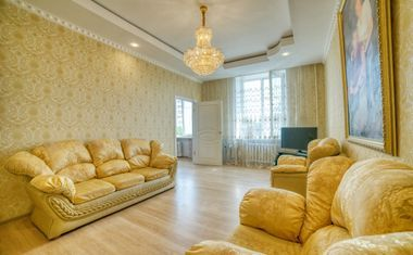 4-комнатная, 99.1 м²– 1