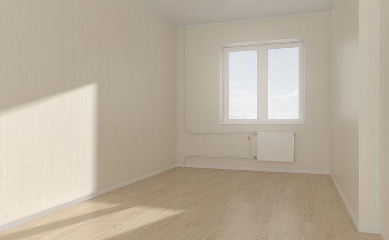 3Е-комнатная квартира, 55.76 м², 18 этаж – 1