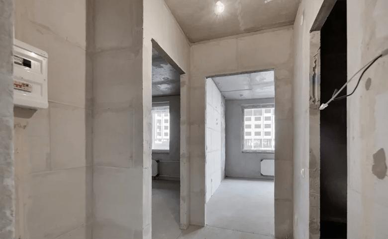 1-комнатная квартира, 30.89 м², 2 этаж – 5