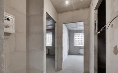1-комнатная, 37.38 м²– 6