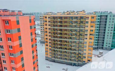 3Е-комнатная, 54.18 м²– 7