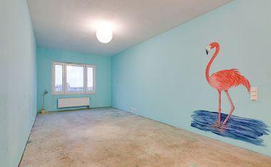 2Е-комнатная, 58.8 м²– 3
