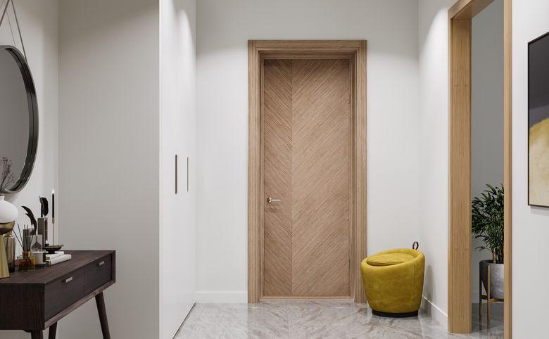 1-комнатная квартира, 37.1 м², 7 этаж – 10