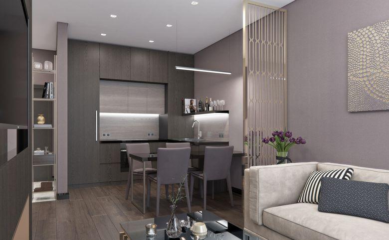 Свободная планировка, 212.9 м², 20 этаж – 11