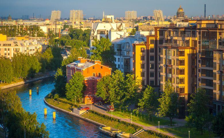 Престижная часть Петроградского района