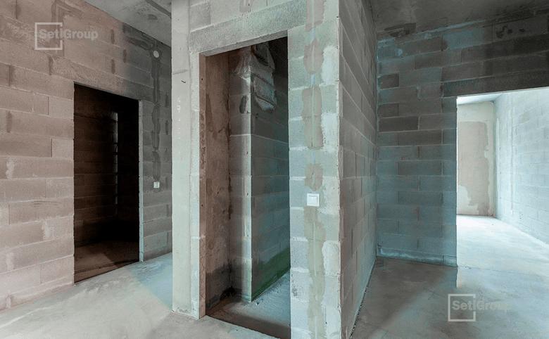 3-комнатная квартира, 116.47 м², 14 этаж – 4