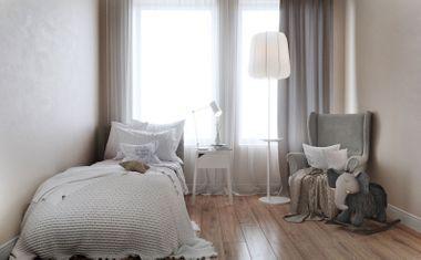 1-комнатная, 28 м²– 5