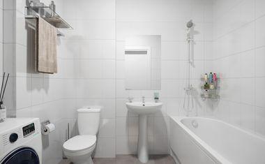2Е-комнатная, 33.88 м²– 7