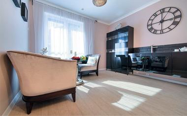 1-комнатная, 42 м²– 1
