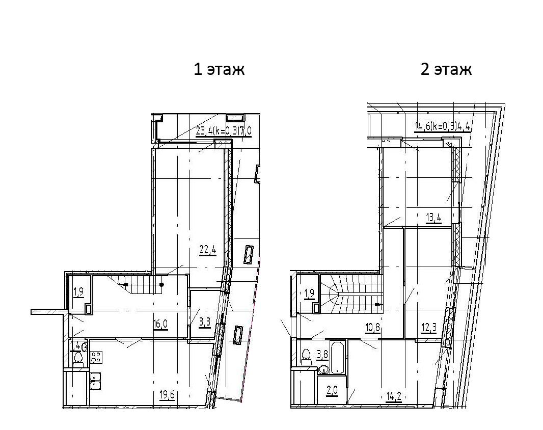5-к.кв (евро), 161 м²