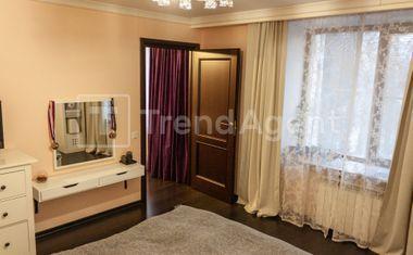 2Е-комнатная, 59 м²– 3