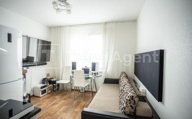 1-комнатная, 42.9 м²– 3