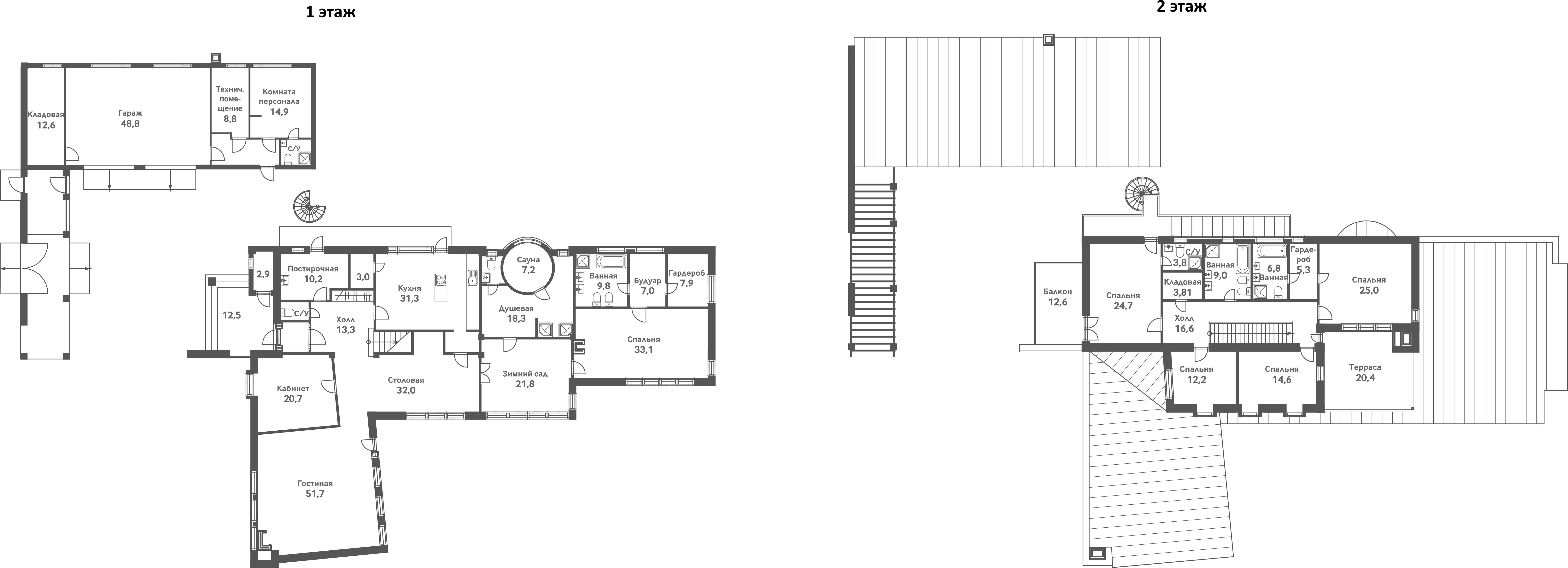 Коттедж, 409.11 м²