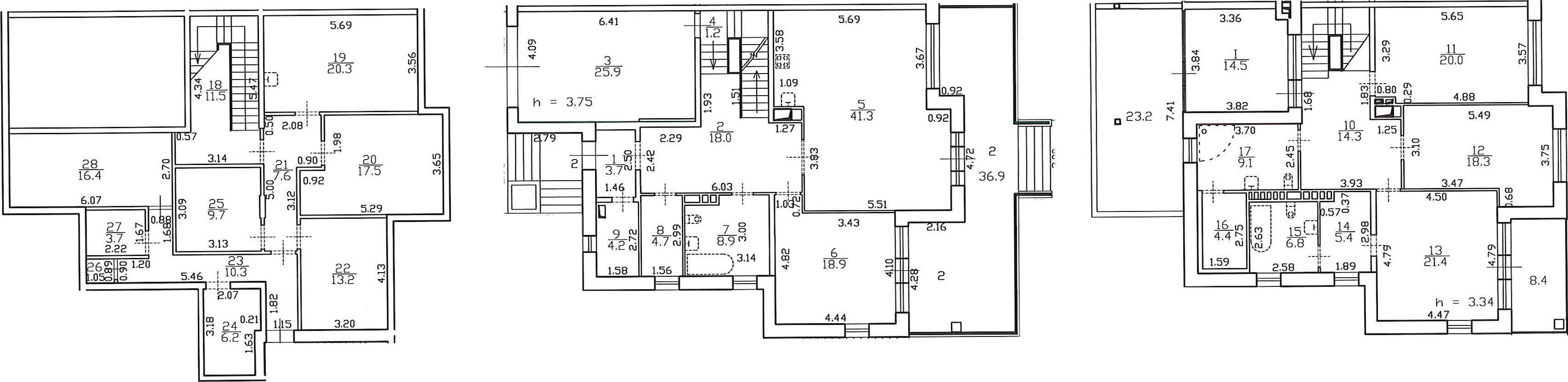 Таунхаус, 380.43 м²– 2