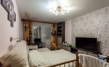 2-комнатная, 58.76 м²– 1