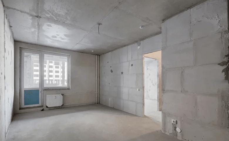 1-комнатная квартира, 30.89 м², 2 этаж – 2