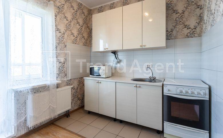 1-комнатная квартира, 31.59 м², 6 этаж – 4