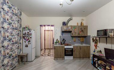 Студия, 24.31 м²– 1