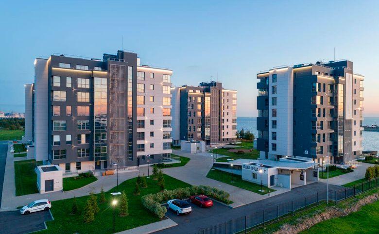 5Е-комнатная квартира, 232.65 м², 8 этаж – 11